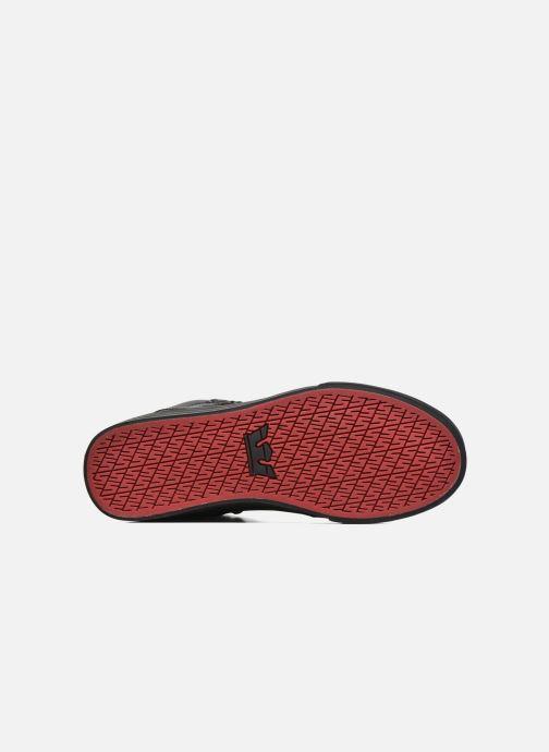 Sneaker Supra Vaider schwarz ansicht von oben
