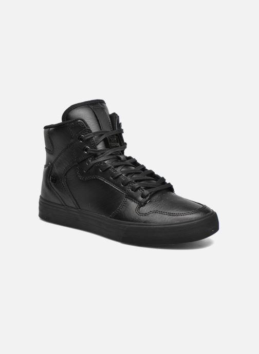 Sneaker Supra Vaider schwarz detaillierte ansicht/modell