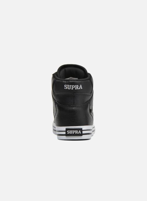 Sneaker Supra Vaider schwarz ansicht von rechts