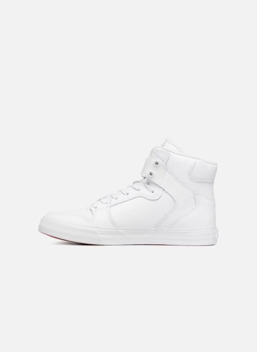 Trainers Supra Vaider White front view