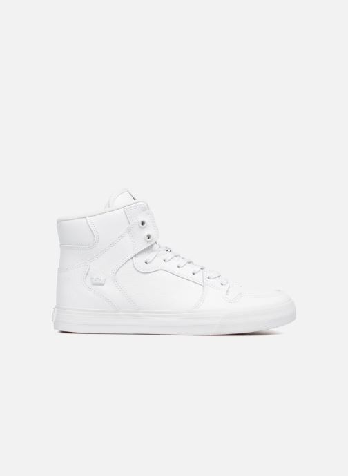Trainers Supra Vaider White back view