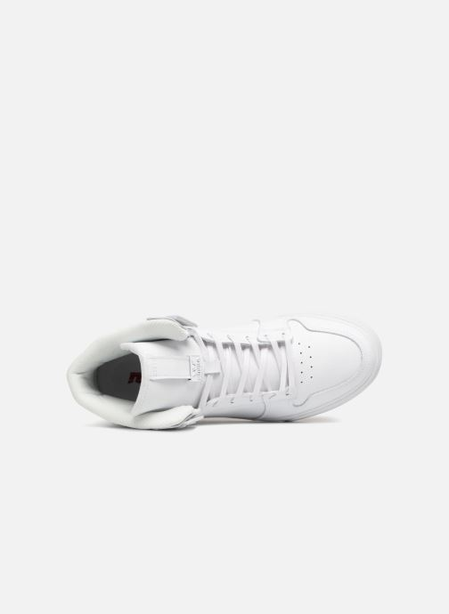 Trainers Supra Vaider White view from the left