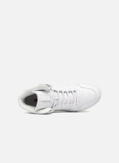 Baskets Supra Vaider Blanc vue gauche