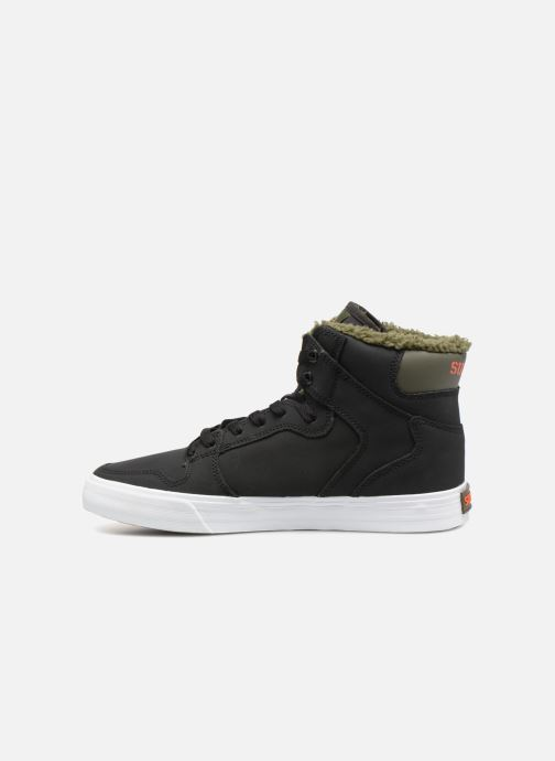 Trainers Supra Vaider Black front view