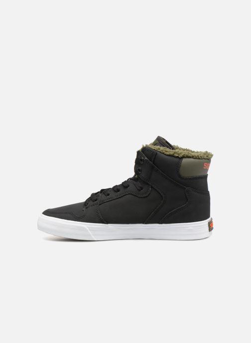 Sneakers Supra Vaider Nero immagine frontale
