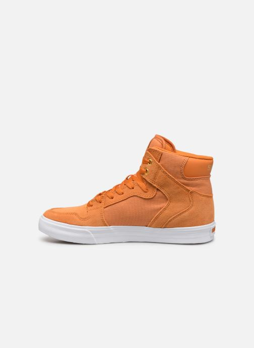 Sneakers Supra Vaider Geel voorkant