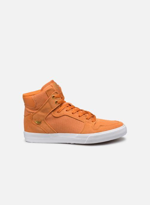 Sneakers Supra Vaider Geel achterkant