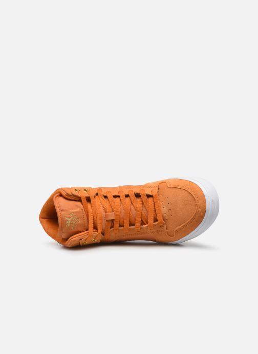 Sneakers Supra Vaider Geel links