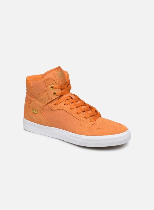 Sneakers Supra Vaider Geel detail