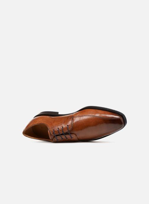 Chaussures à lacets Melvin & Hamilton Alex 2 Marron vue gauche