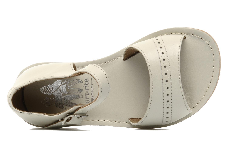 Sandales et nu-pieds start rite classics MEG Beige vue gauche