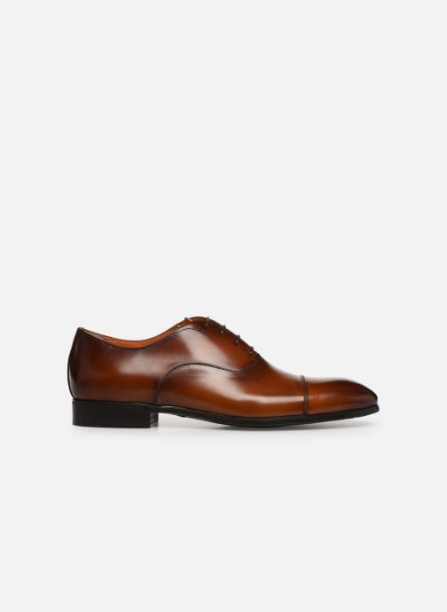 Chaussures à lacets Santoni Simon 11011 Marron vue derrière
