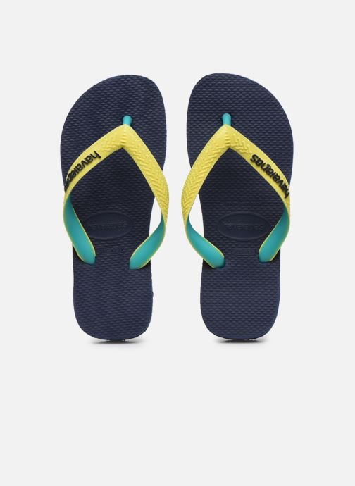 Chanclas Havaianas Top mix Kid Azul vista del modelo