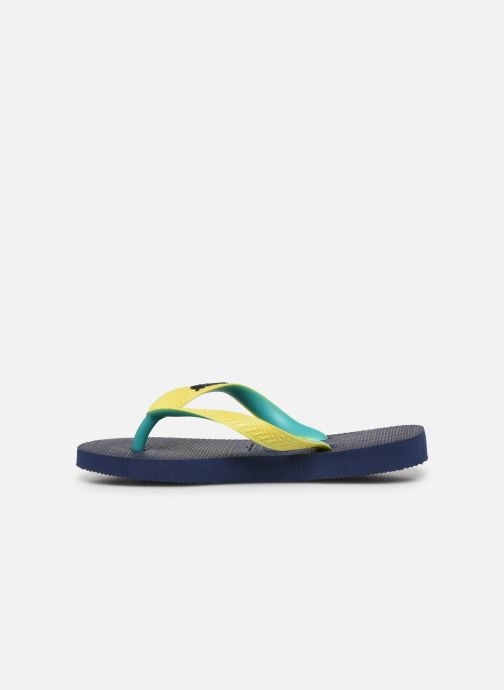 Chanclas Havaianas Top mix Kid Azul vista de frente