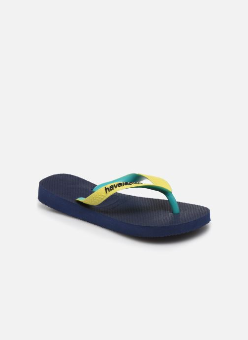 Chanclas Havaianas Top mix Kid Azul vista de detalle / par