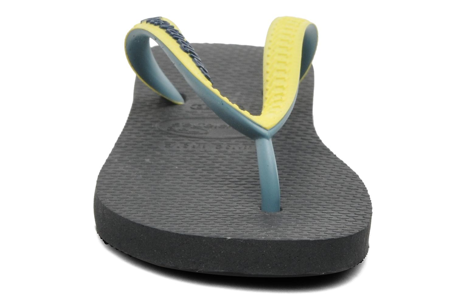 Chanclas Havaianas Top mix Kid Negro vista del modelo