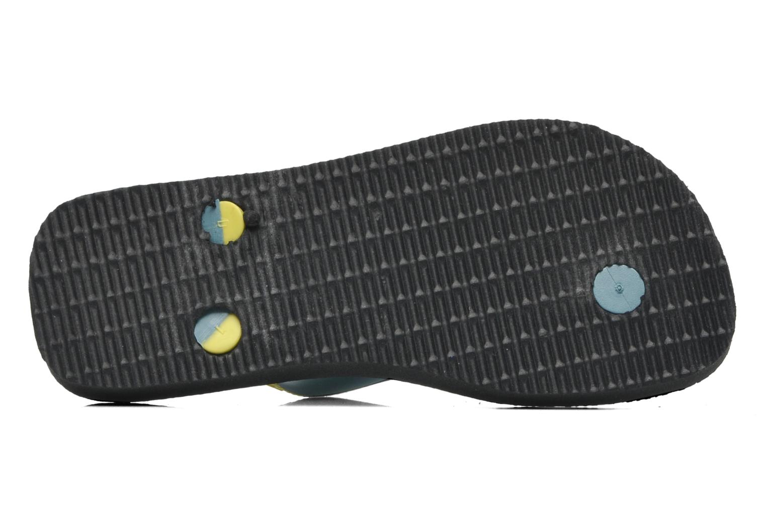 Chanclas Havaianas Top mix Kid Negro vista de arriba