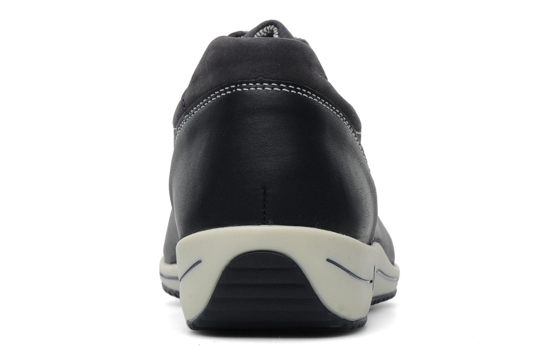 Sneakers Ara BERSU 37613 Blå Bild från höger sidan