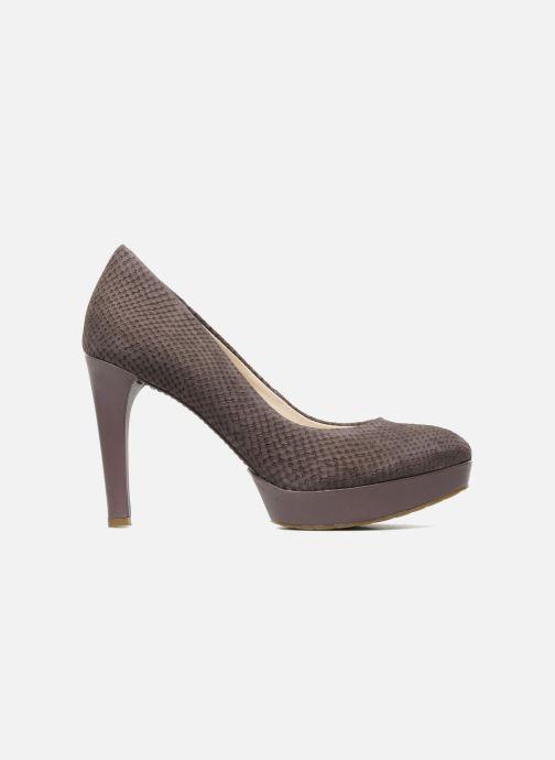 High heels Rockport Janae pump Purple back view