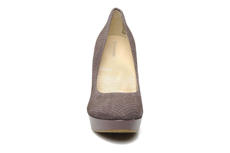 Escarpins Rockport Janae pump Violet vue portées chaussures