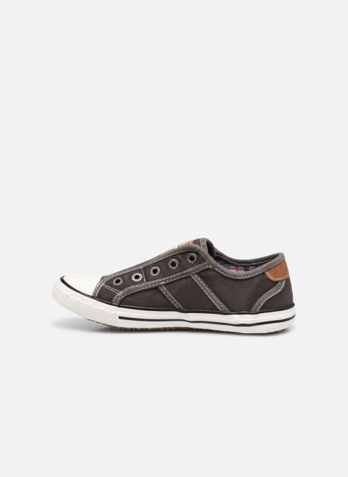 Sneakers Mustang shoes Kapli I Grigio immagine frontale