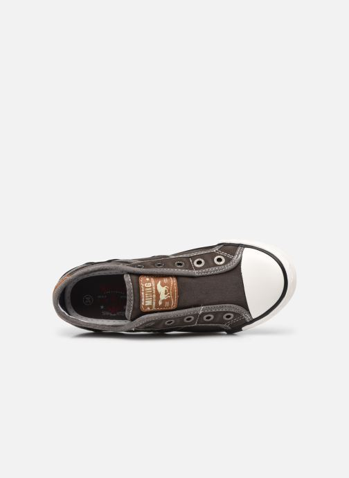 Sneakers Mustang shoes Kapli I Grigio immagine sinistra