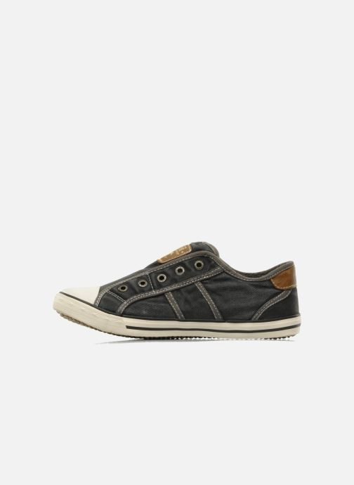 Sneakers Mustang shoes Marcus Grigio immagine frontale