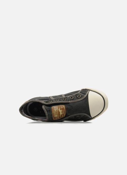 Sneakers Mustang shoes Marcus Grijs links