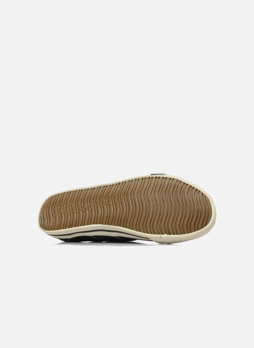 Baskets Mustang shoes Marcus Gris vue haut