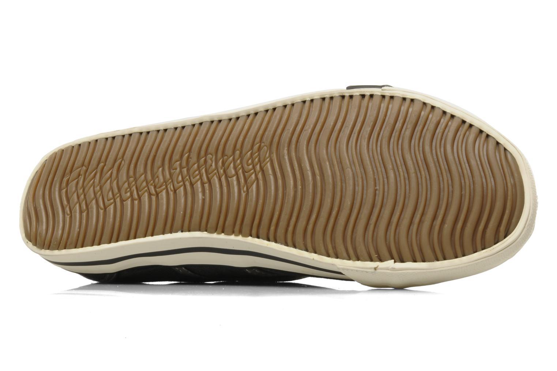 Sneaker Mustang shoes Marcus grau ansicht von oben