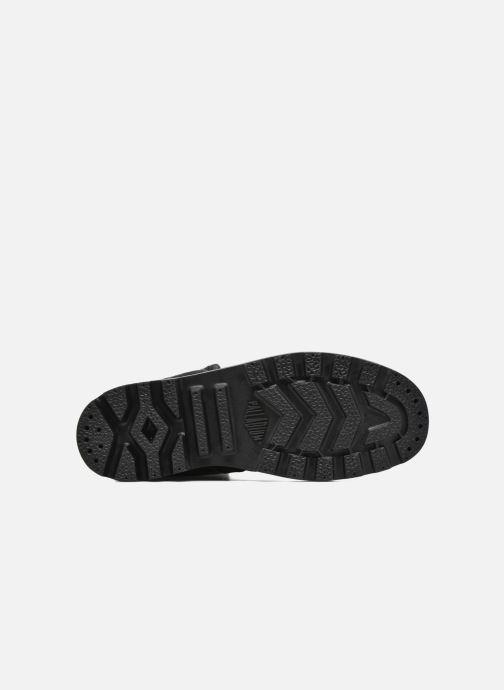 Sneakers Palladium Pallabrousse Baggy H Nero immagine dall'alto