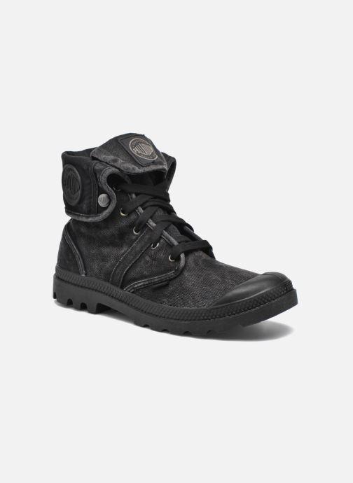 Sneakers Palladium Pallabrousse Baggy H Nero vedi dettaglio/paio
