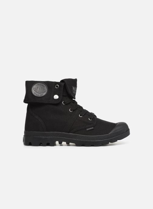 Sneakers Palladium Pallabrousse Baggy H Zwart achterkant