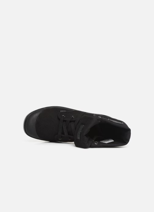 Sneakers Palladium Pallabrousse Baggy H Zwart links