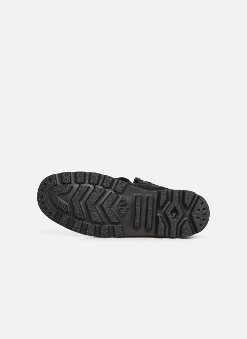 Sneakers Palladium Pallabrousse Baggy H Zwart boven
