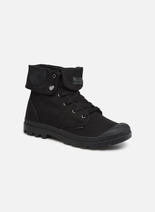 Sneakers Palladium Pallabrousse Baggy H Zwart detail