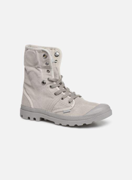 Sneakers Palladium Pallabrousse Baggy H Grijs 3/4'