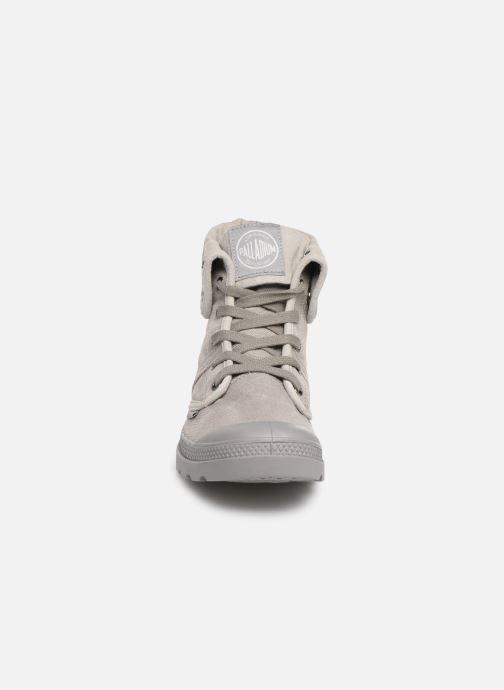 Sneakers Palladium Pallabrousse Baggy H Grijs model