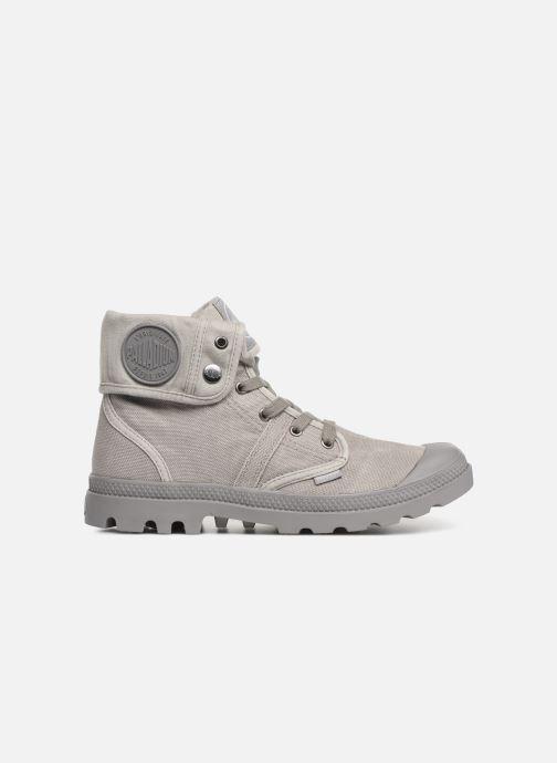 Sneakers Palladium Pallabrousse Baggy H Grijs achterkant