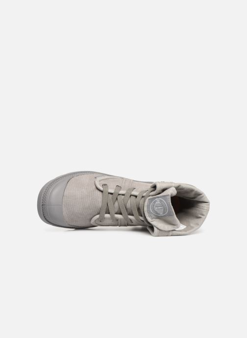 Sneakers Palladium Pallabrousse Baggy H Grijs links