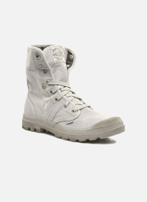 Sneakers Palladium Us Baggy H Grigio immagine 3/4