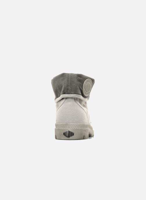 Trainers Palladium Pallabrousse Baggy H Grey view from the right