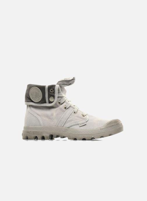 Sneaker Palladium Pallabrousse Baggy H grau ansicht von hinten