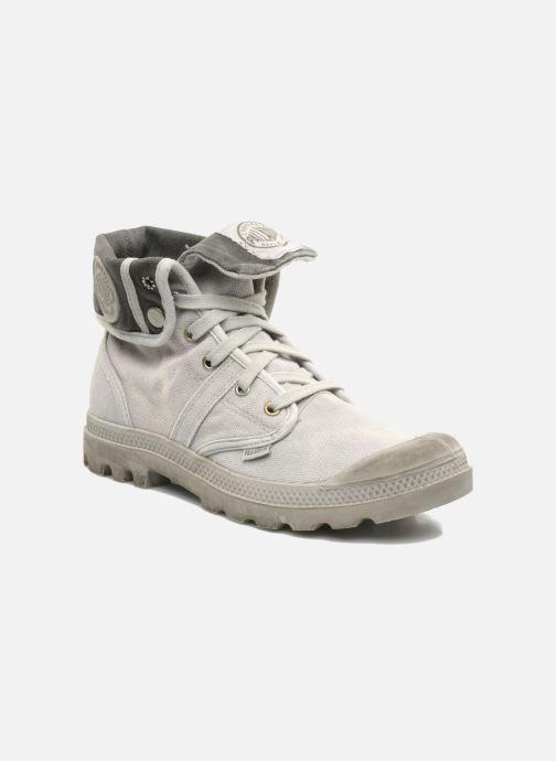 Sneakers Palladium Pallabrousse Baggy H Grå detaljeret billede af skoene