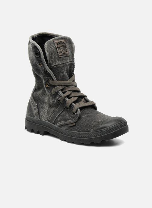 Sneaker Palladium Pallabrousse Baggy F grau 3 von 4 ansichten