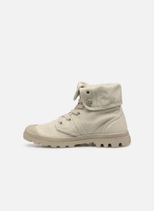 Sneakers Palladium Pallabrousse Baggy F Grijs rechts