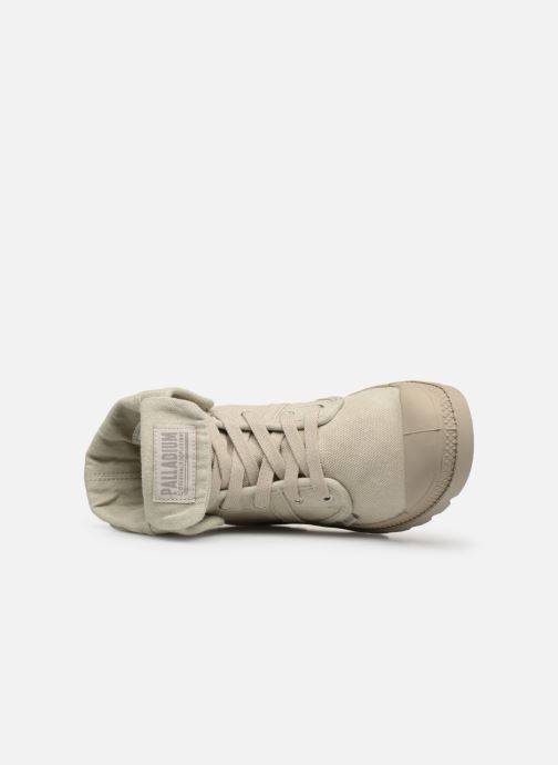 Sneakers Palladium Pallabrousse Baggy F Grijs boven