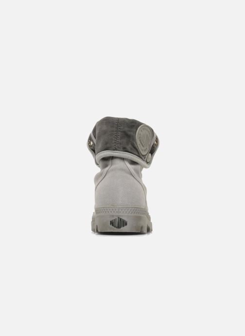 Trainers Palladium Pallabrousse Baggy F Grey view from the right