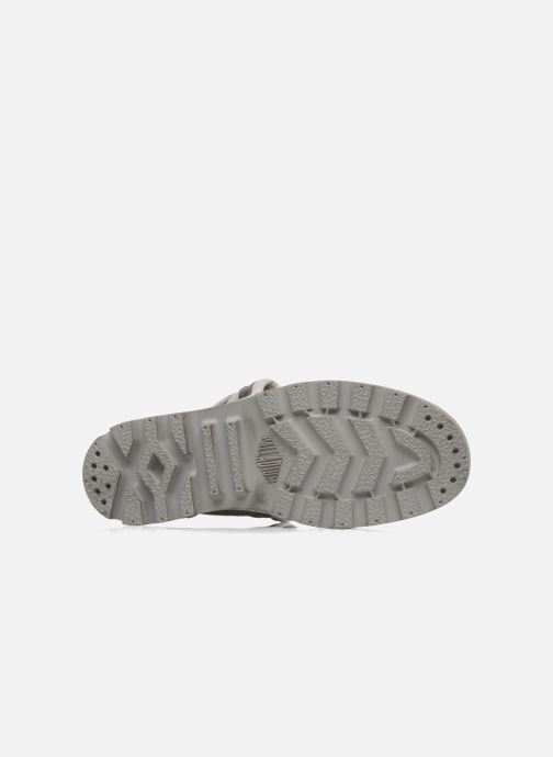 Trainers Palladium Pallabrousse Baggy F Grey view from above