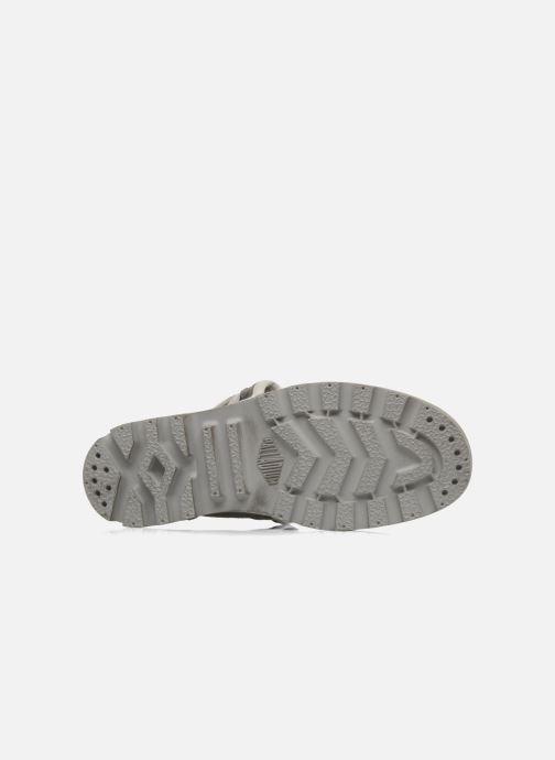 Sneakers Palladium Pallabrousse Baggy F Grigio immagine dall'alto